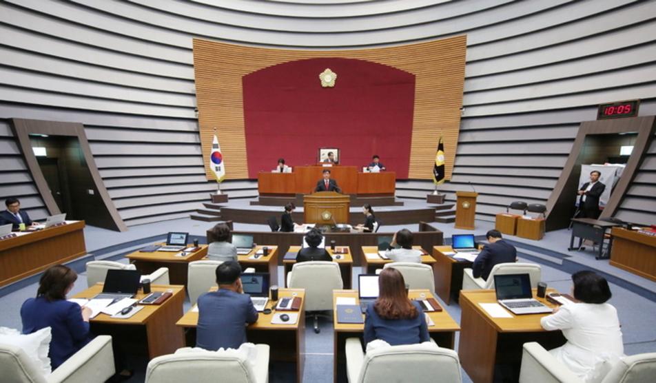 광주시 난개발방지 '도시계획조례개정안' 통과